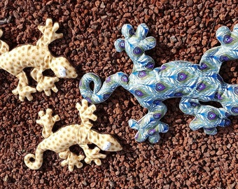 Weighted Gecko, Weighted Toy, Sensory Toy, Autism, ADHD, Dementia, PTSD, SPD, Stim, Calming, Relaxing
