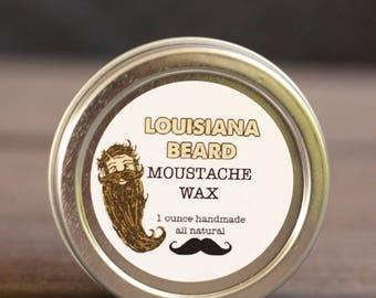 Moustache Wax (1 oz)