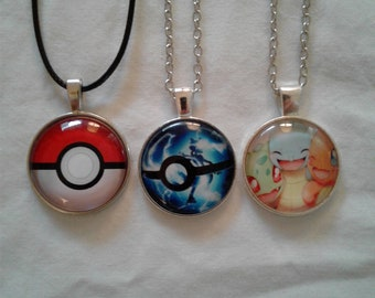 anime necklaces