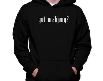 Hashtag Mahjong Hoodie vMRZv
