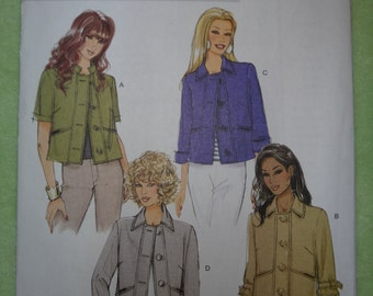 Butterick 5617 Women's Jacket pattern