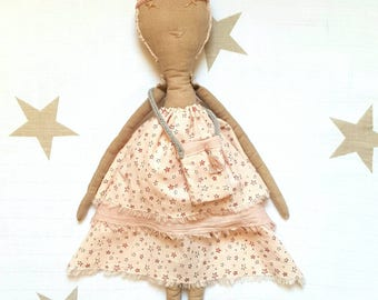 "Ginette canes. ""Les Ginettes"" rag doll. A Rag Dolls Collection"