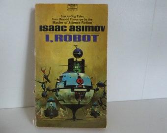 1970 I, Robot Paperback Isaac Asimov
