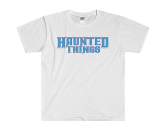 Stranger Things  Haunted Mansion At Disney Haunted Things  Mashup Tee