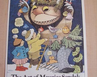 Maurice Sendak Print The Art of Maurice Sendak