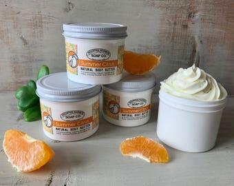 Summer Citrus Body Butter- Seasonal