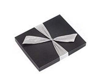 Emballage cadeau votre impression