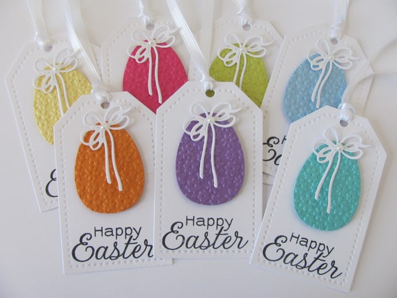 Easter egg gift tags happy easter favor tags easter tags easter easter egg gift tags happy easter favor tags easter tags easter egg tags easter basket gift tags happy easter gift tags embossed cards negle Image collections