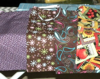 Charity Sewing Cath Bag Pattern. Make Many, donate Generously. Fast and simple!