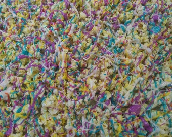 Flavored Popcorn Goodie Bags-New Flavors! Mermaid/Cotton Candy/Rainbow