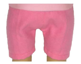 American Girl Shorts - Bright Pink