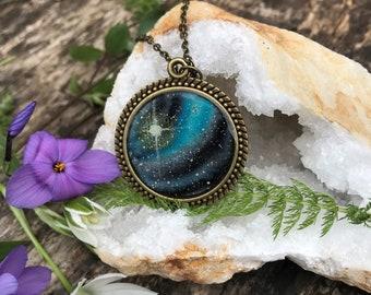 Galactic Starseed Talisman - Arcturus