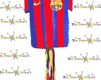 FCB Barcelona ( Customer NAME) )Pinata