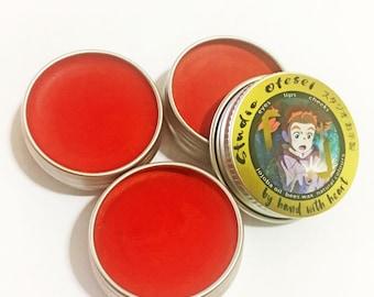 Mary and the Witch's Flower Eyes Lips Cheeks Multi Purpose Shimmery Cream Blush Lip Balm Eyeshadow by Studio Otesei