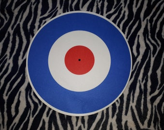 Target (Mod)  Slipmat....Turntable (Record Player) Slipmat.