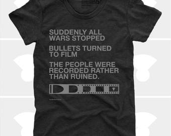 Film v. Bullet - Women's Shirt