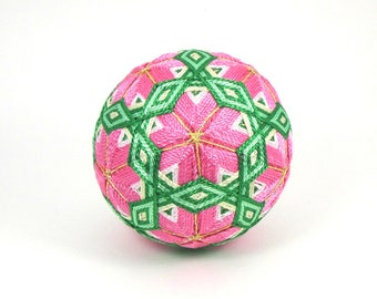 Handmade Temari  Ball Japanese Temari