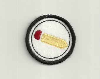 "2"" Writing Merit Badge! Custom Made!"