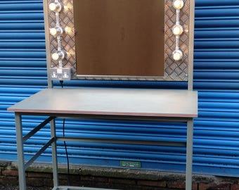 Urban Workstation Illuminated Mirror