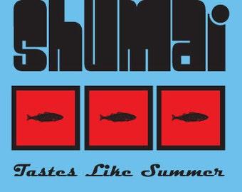 Shumai - Tastes Like Summer indiepop CD