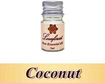 Coconut 5ml Pure Therapeutic Essential Oil Free Shipping