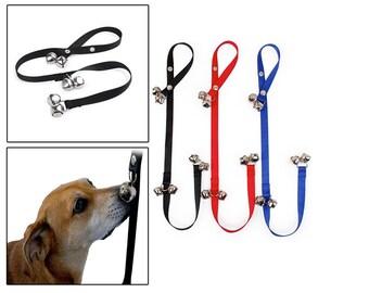 Dog Potty Bell - Kennel Bells  - Dog Training Potty Bells- From Top Dog Training Expert - Trey Stevens - House Training Bells
