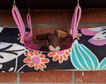 Ferret/rat/squirrel/chinchilla tube hammock