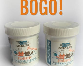 Holistic Total Body Support for Cats