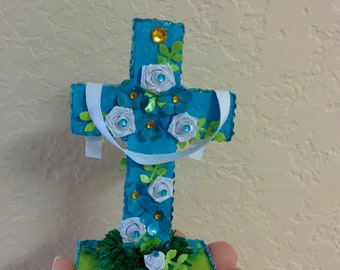 Paper Quilling Easter Cross