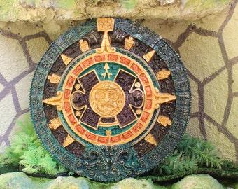 AZTEC SUN CALENDAR