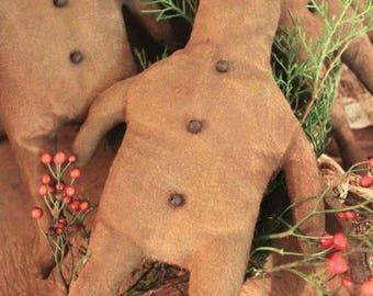 Gingerbread Man - DIGITAL E-PATTERN