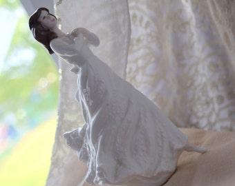 "Royal Doulton's Porcelain ""Forget-Me-Not"" Figurine  HN 3388"