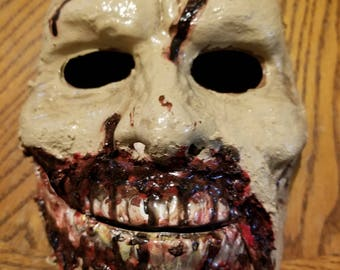 Customized zombie adult mask