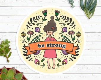 Be Strong Sticker Pack