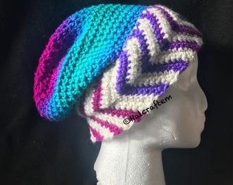 Reflextive Slouchy Hat