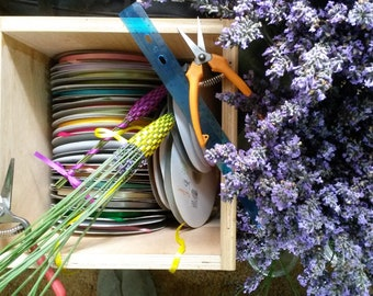 Advance Orders For Ten (10) Medium Real Lavender Wands Free Shipping in USA