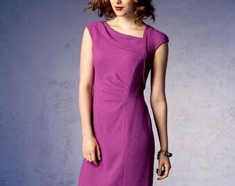 Kay Unger designer Vogue pattern V1369 misses' Dress - new and uncut