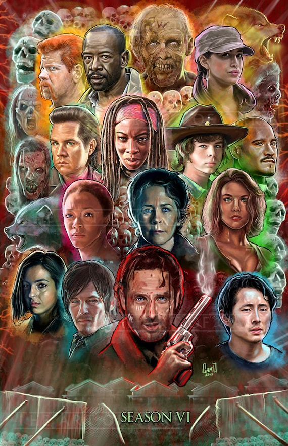 The Walking Dead (season six)
