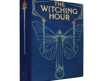 3 Ring Binder, The Witching Hour Book, 4 Sizes Available!