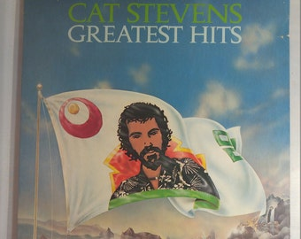 Cat Stevens - Greatest Hits - Vintage Vinyl Record Album