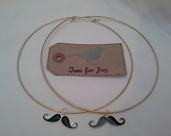 Movember Gold Chokers