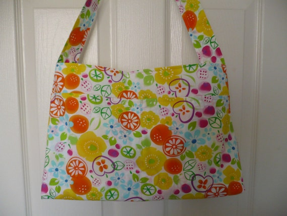 Summertime Purse Diaper Bag