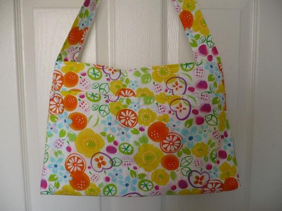 Summertime Purse Diaper Bag
