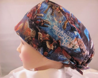 Women's Pixie Scrub Hat Guardians Of The Galaxy