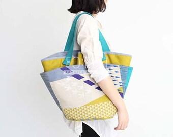 Paper Pattern | Echino Marche Bag Pattern