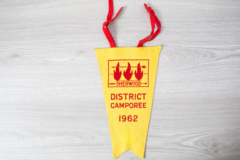 Vintage Toronto Pennant / 1950\'s Felt Souvenir Hanging Triangle ...