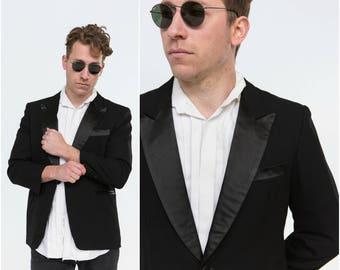 Tux Blazer / Formal Jacket / Size M