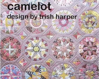 th Camelot quilt pattern