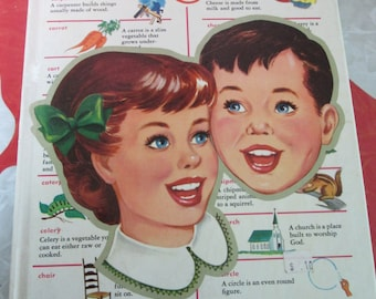My First Picture Dictionary, 1962