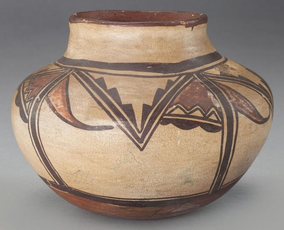 American Indian Pottery Native American Hopi Polacca